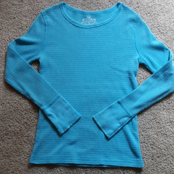 Children's Place Other - Children's Place Thermal L/S Tee Size 10/12
